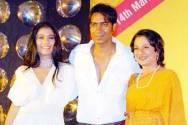Ajay , Kajol Devgan and Tanuja