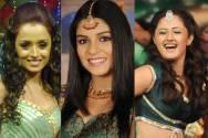 Parul Chauhan, Pooja Gor and Rashmi Desai
