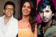 Javed Jaffery, Mallika Sherawat and Terence Lewis