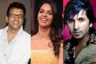 Javed Jaffery, Mallika Sherawat and Terence Lewis