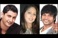 Marzi Pestonji, Geeta Kapur and Rajeev Surti