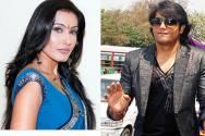 Kamya Punjabi and Sharad Malhotra