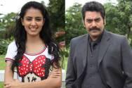 Swati Kapoor and Ashutosh Rana