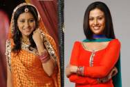 Pratyusha Banerjee and Shalini Chandran