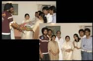 Ishmeet Singh, Irfan, Abhilasha, Harshit ,VOI , Lata Mangeshkar