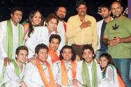 Kapil Dev zee's Sa Re Ga Ma Pa Challenge 2007