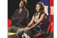 Rakhi Sawant and Javed Jaffery