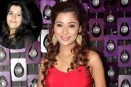 Sara Khan and Ekta Kapoor
