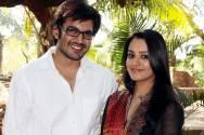 Ajay Chaudhary and Anita Hassanandani
