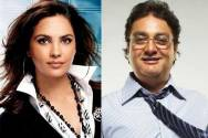 Lara Dutta and Vinay Pathak