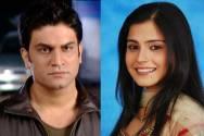 Sharad Kelkar and Harsha Khandeparkar