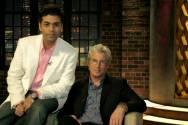 Karan with Richard Gere