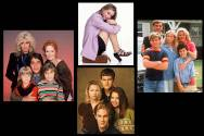 Wonder Years, Doogie Howser MD, Who's the Boss, Dawson's Creek, Ally McBeal ,The