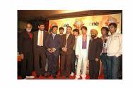 Shekhar Suman,Pankaj Saraswat, Naveen Prabhakar, Sunil Pal  and Bhagwant Mann