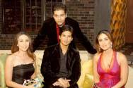 Karisma,Shahid,Kareena and Karan