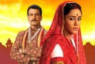 Ronit Roy and Aasiya Kazi