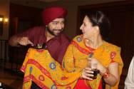 Abir Goswami and Rakshanda Khan
