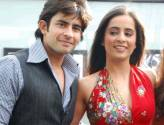 Hussain Kuwajerwala and Tina