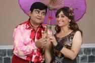 Deven Bhojani and Kishori Godbole