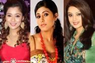 Sara Khan, Hina Khan and Ada Khan
