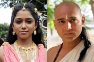 Yashashree Masurkar and Romanch Mehta