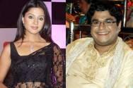 Manasi Salvi (Aashna) and Sumit Arora (Dharmesh)