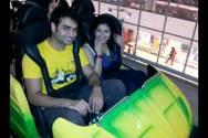 Vahbbiz Dorabjee and Vivian Dsena