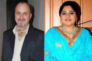 Raju Kher and Shagufta Ali