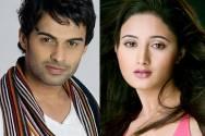 Amit Dolawat and Rashmi Desai