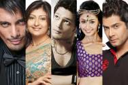 Sky, Juhi Parmar, Siddharth Bhardwaj, Mahek Chahal and Amar Upadhyay