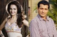 Monica Bedi and Chetan Pandit