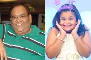 Satish Kaushik and Saloni Daini