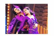 Kashmeera Shah and beau Krushna Abhishek