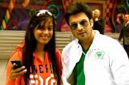 Ajay Chaudhary and Jyoti Makkar