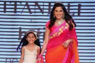 Smita Bansal with her daughter