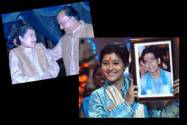 Alok Nath and Sara khan