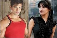 Karan Singh Grover and Anita Hassanandani