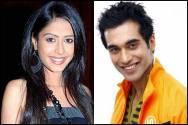 Dimple Jhangiani and Kushal Punjabi