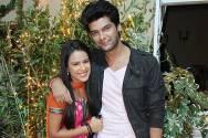 Niaa Sharma and Kushal Tandon
