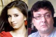 Bharat Kaul and Charu Asopa