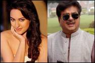 Sonakshi Sinha and her father Shatrughan Sinha