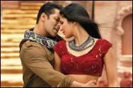 Salman Khan and Katrina Kaif