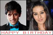 Karanvir Bohra and Shilpa Shinde