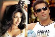 Priyanka Chopra and Salman Khan