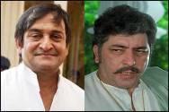 Mahesh Manjrekar and Amjad Khan