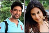 Aadesh Chaudhary And Shraddha Arya