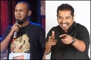 Jasraj Joshi and Shankar Mahadevan