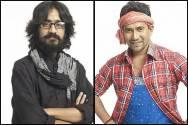 Aseem Trivedi and Dinesh Lal Yadav