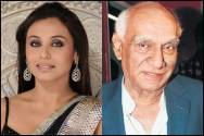 Rani Mukherjee and Yash Chopra