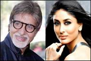 Amitabh Bachchan and Kareena Kapoor